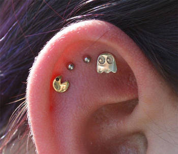 The 17 Most Perfect Earrings for Any Girl Who Wants to Show of How Much of Geek She Is