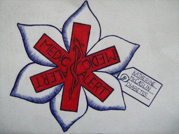 Medic Alert Tattoo by Asteara on deviantART