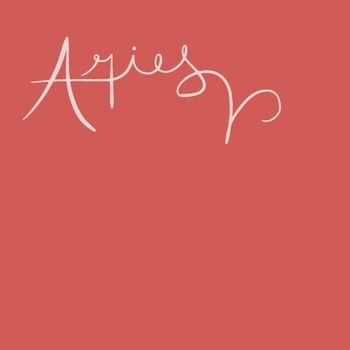 Aries  Art Print by LindsayMichelle | Society6