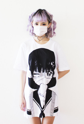 TOASTGIRL T-Shirt – OMOCAT