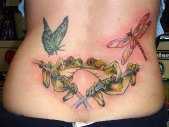 Dragonfly Tattoos And Dragonfly Tattoo Meanings-Dragonfly Tattoo Designs And Ideas