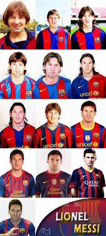 Lionel Messi | Sportfanzine #messi #barcelona #tattoo
