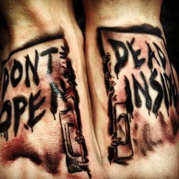 14 Foot Tattoo Designs Of 2013