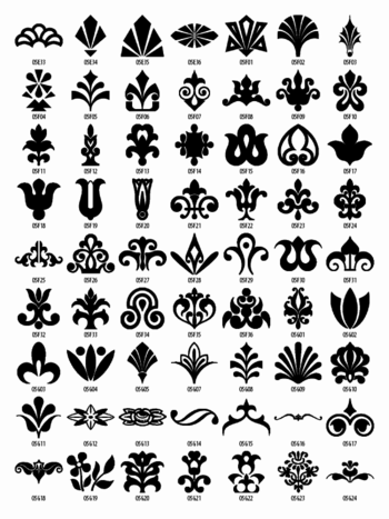 Design Elements vector clipart free download | VectorForAll