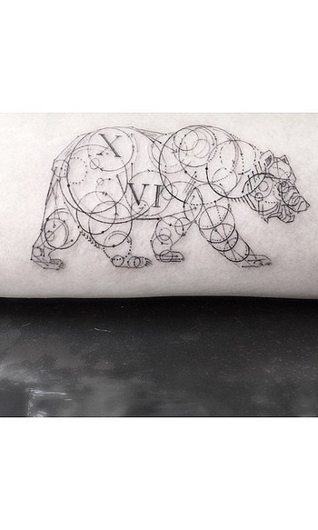 The Unique Tattoo Trend Taking Over Instagram