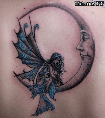 Fairy Tattoos Meanings and Pictures - Tattoos Ideas