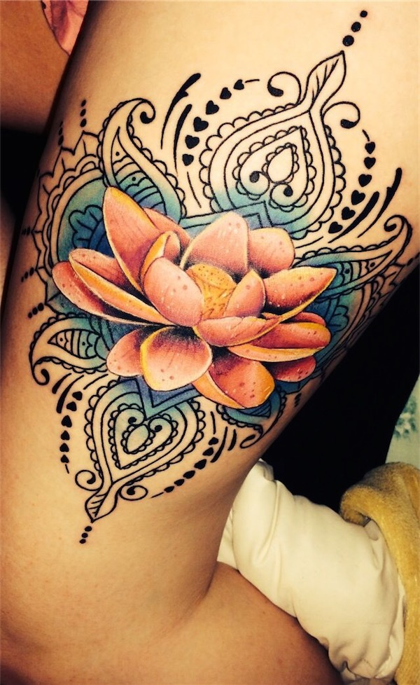 88 best flower tattoos on the internet original