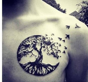 40 Chest Tattoo Design Ideas For Men