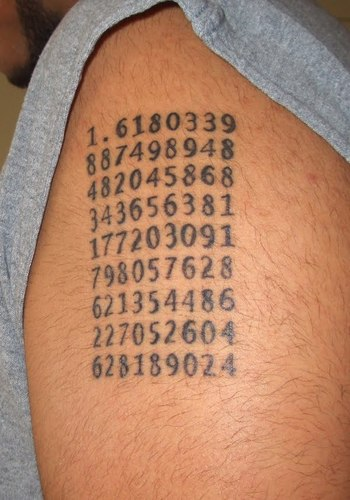 Awesomely Nerdy Tattoos, Drawn by Science