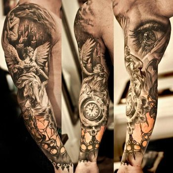 Amazing Sleeve Tattoos - Inked Magazine