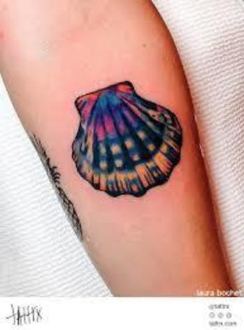 seashell tattoo - Google zoeken