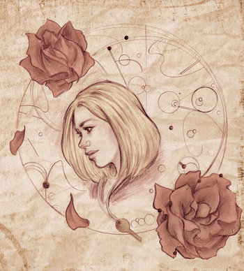 Day 2 - Favorite Companion: Rose Tyler definitely...they were just so cute and amazing together