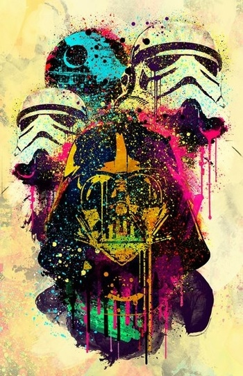 I want to have this one tattooed. <3 #Starwars #AlwaysChooseTheDarkSide #DarthVader
