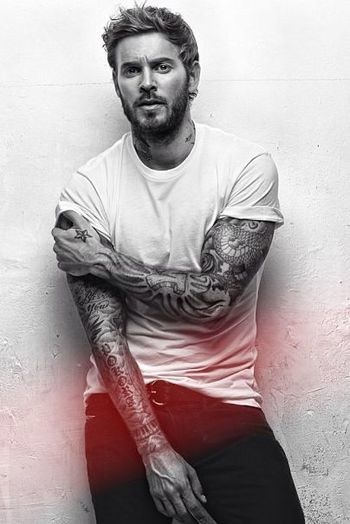 Beards and tattoos forever