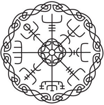 Vegvisir | Urban Threads: Unique and Awesome Embroidery Designs