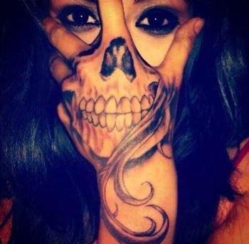 Skeletal Tattoos - Inked Magazine