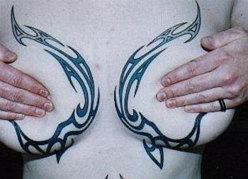 Breast & Chest Piece Tattoos | InkDoneRight