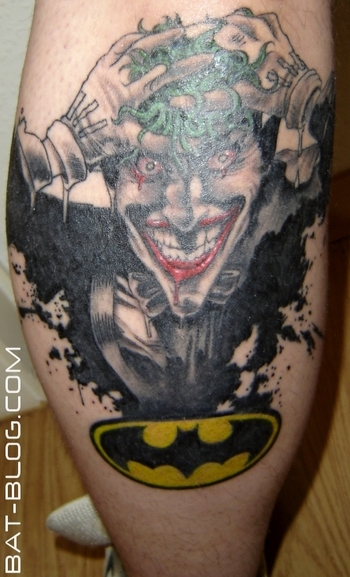 Batman and Joker Tattoo Art - Bing Images