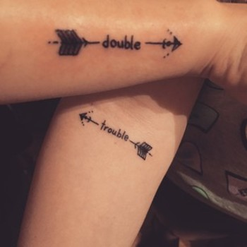 56 Matching Tattoos That Will Give You Squad Goals