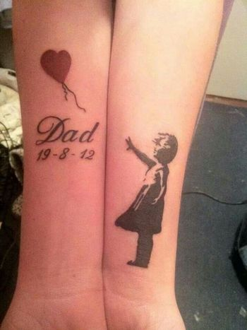 25 Adorable Family Tattoo Designs