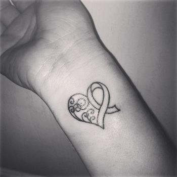 anxiety awareness tattoo - Google Search