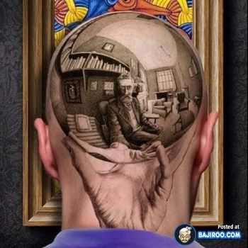 41 Awesome 3D Tattoo Designs