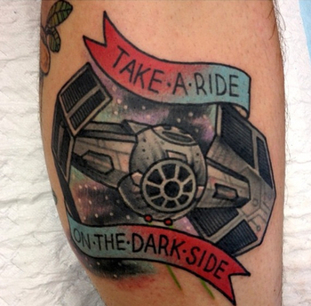 Star Wars Tattoos - Inked Magazine