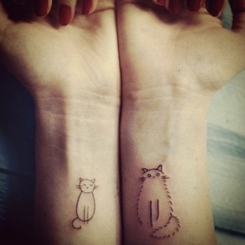 38 Weird Or Wonderful Cat Tatts