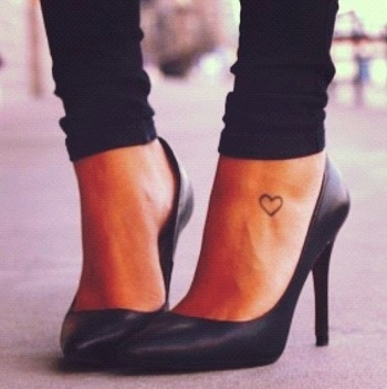 Small Ankle Tattoos For Girls | Life Stylei
