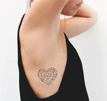 69 Heart Tattoos Designs and Ideas - Piercings Models