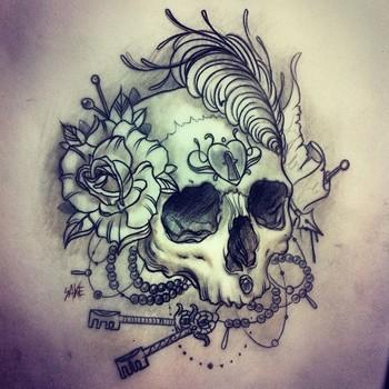Done at Zabitye Tattoo Studio (St. Petersburg), Russia TattooStage.com - Rate & review your tattoo ar