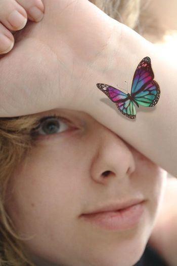 15 Latest 3D Butterfly Tattoo Designs You May Love - Pretty Designs
