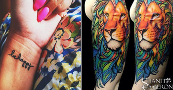 20 Ridiculously Inspiring Tattoos That Will Make You Feel Things