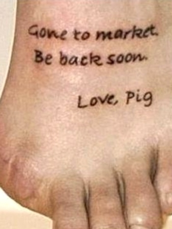 Bad tattoos: 30 worst tattoo designs of all time