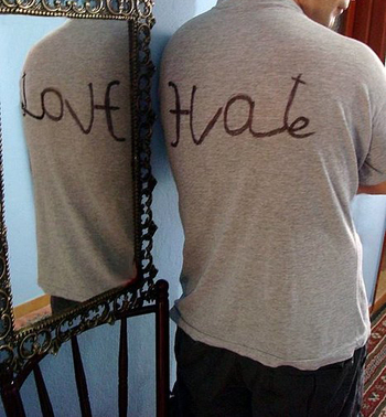 Love / Hate T-Shirt