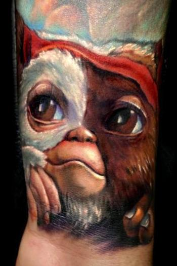 Amazing color. OP says: Artist: Paul Acker. Gizmo :)
