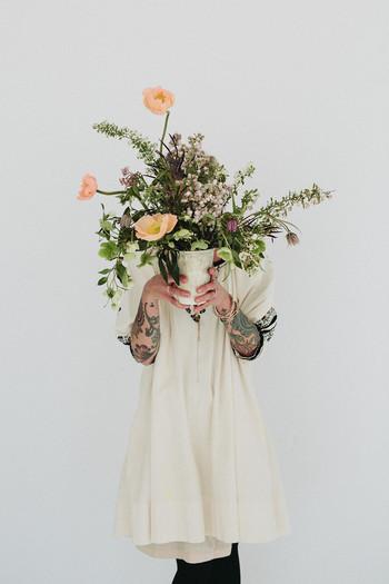 Botanical Styling Workshop / Wedding Style Inspiration