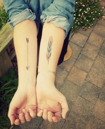 Tattoos   Vert Cerise