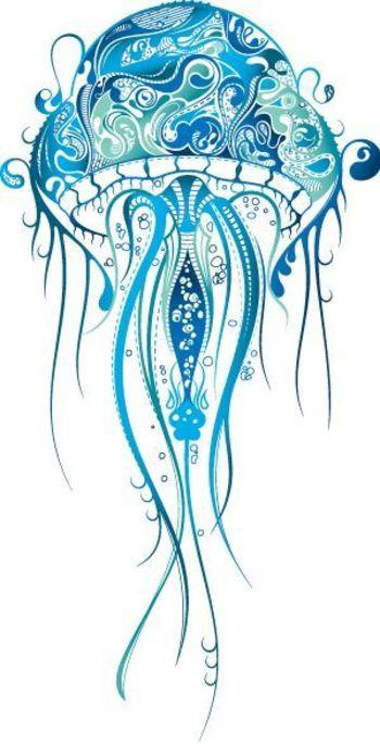 Jellyfish Tattoo - Tattoo Ideas Top Picks