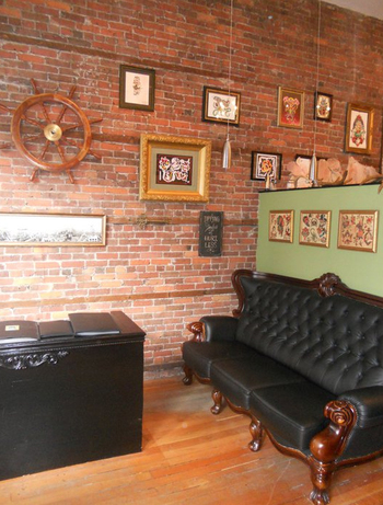 Vancouver tattoo shop - Gastown Tattoo Parlour