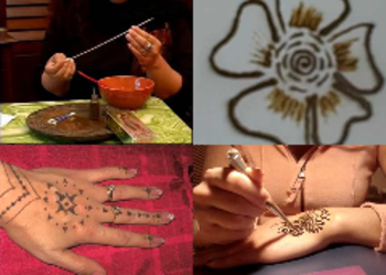 How To Do Henna Tattoos