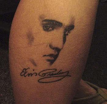 Idea For An Elvis Tattoo (1)