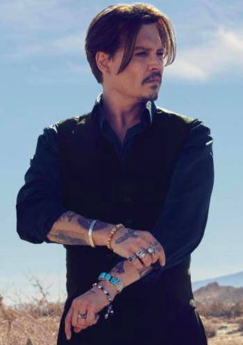 Watch: Johnny Depp's Full Dior Fragrance Campaign is Here
