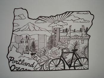 PDX Oregon Outline 1 | Allison J. Bratt
