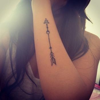 10+ Arrow Tattoo Designs | Tattoos Mob