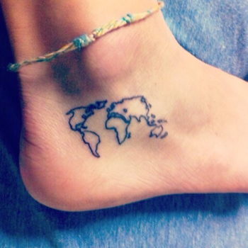 10 Perfectly Tiny Tattoos You Can Cover or Show at Will (PHOTOS)