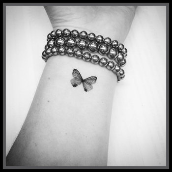 butterfly tattoo temporary tattoo fake tattoo ink art body art
